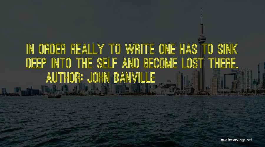 John Banville Quotes 987138