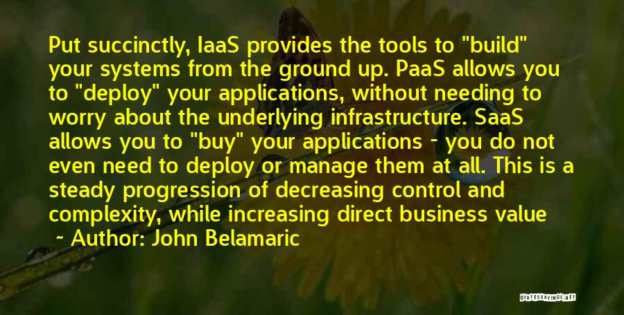 John Belamaric Quotes 828489