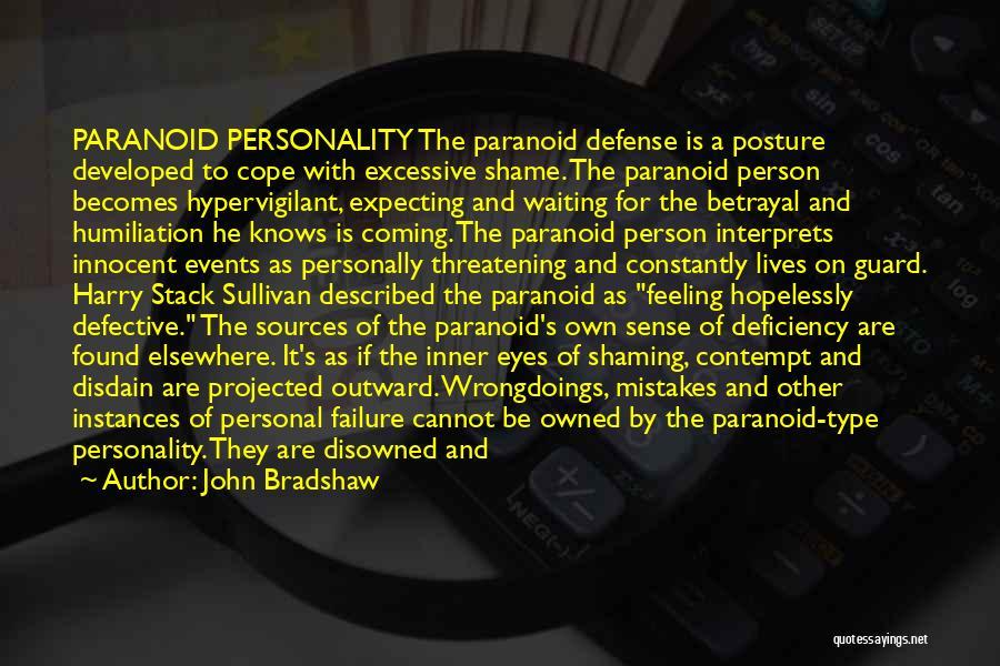 John Bradshaw Quotes 1429069