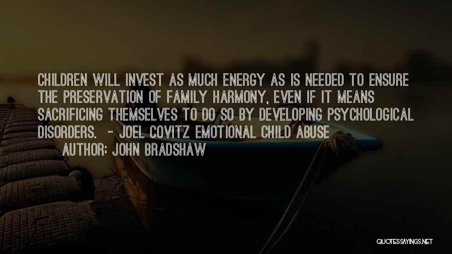 John Bradshaw Quotes 1459384