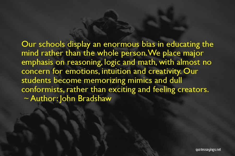 John Bradshaw Quotes 1539755