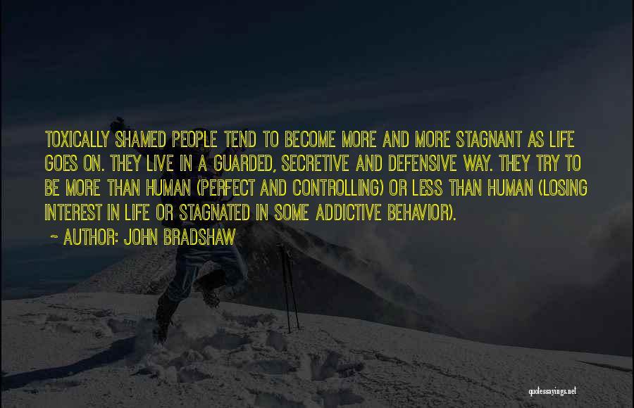 John Bradshaw Quotes 196327