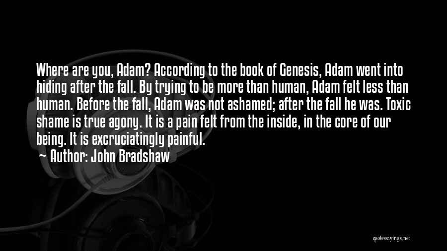 John Bradshaw Quotes 403144