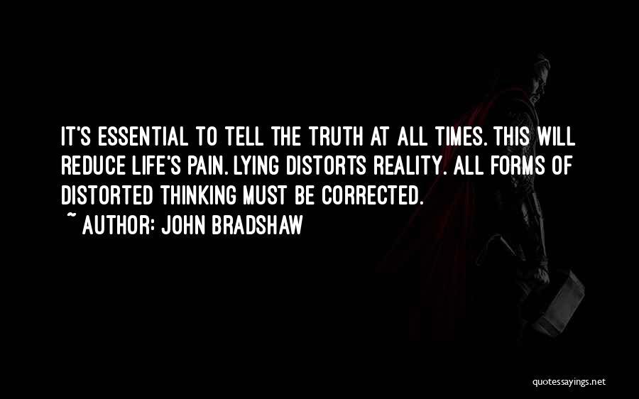John Bradshaw Quotes 466756