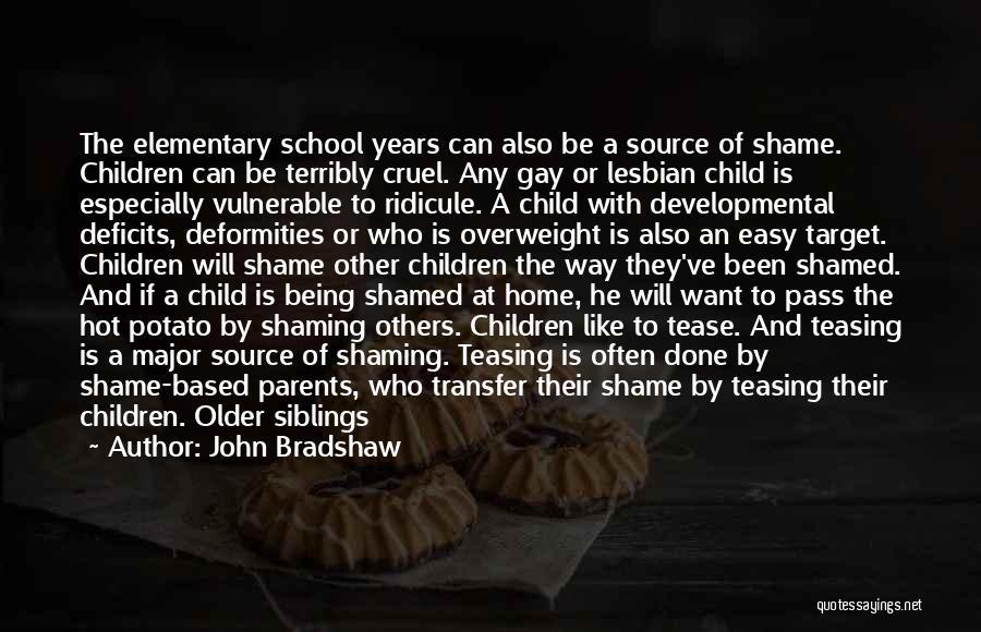 John Bradshaw Quotes 966738