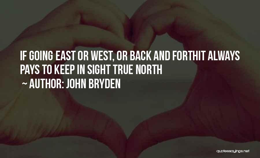 John Bryden Quotes 742335
