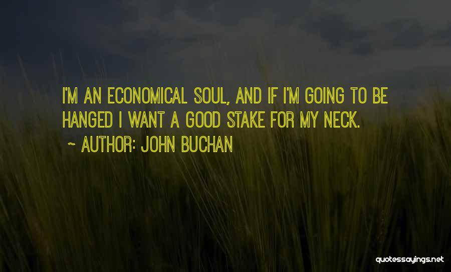 John Buchan Quotes 1078227