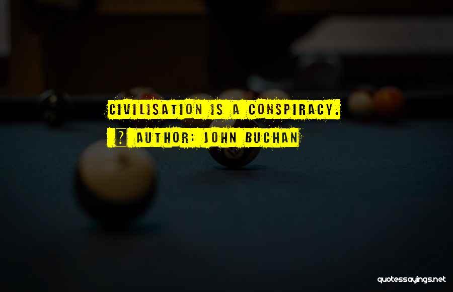 John Buchan Quotes 1148315