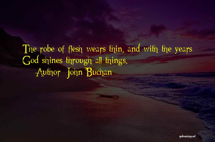 John Buchan Quotes 1238791