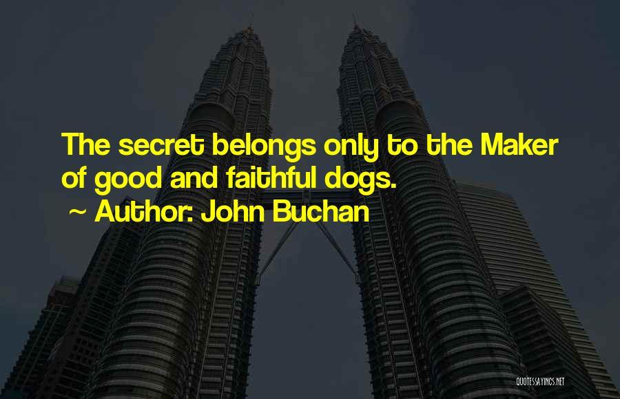 John Buchan Quotes 1326679