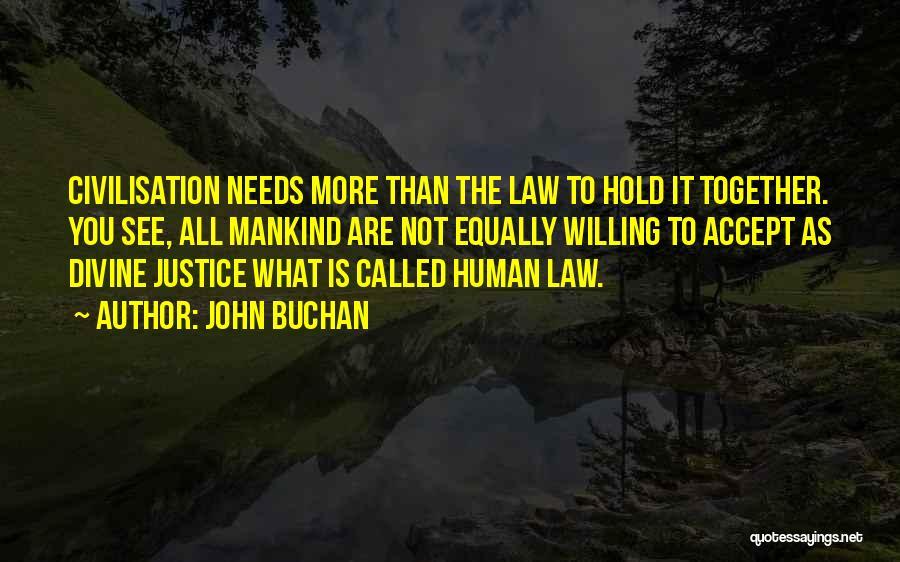 John Buchan Quotes 1348715