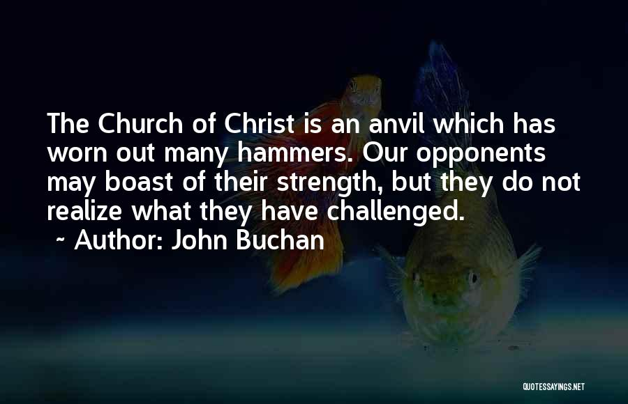 John Buchan Quotes 1387256