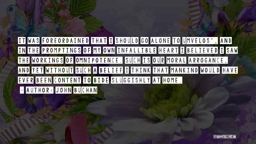 John Buchan Quotes 1425616