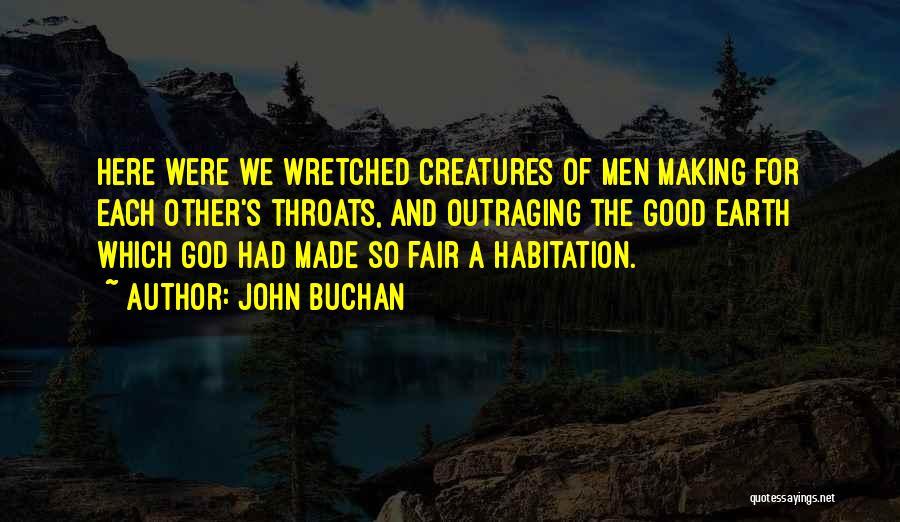 John Buchan Quotes 1472293