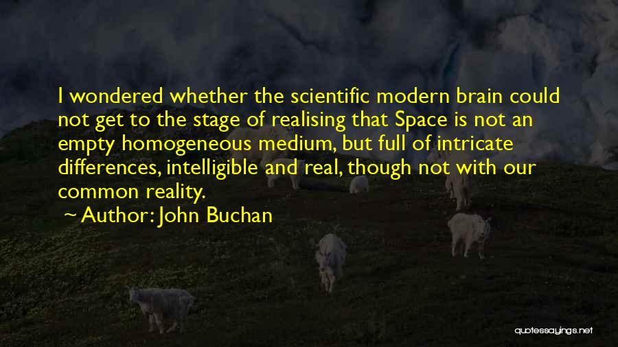 John Buchan Quotes 1481211