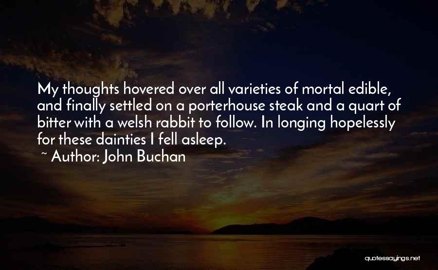 John Buchan Quotes 1530010
