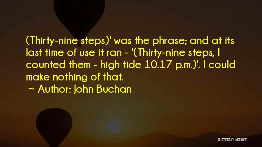 John Buchan Quotes 2058727