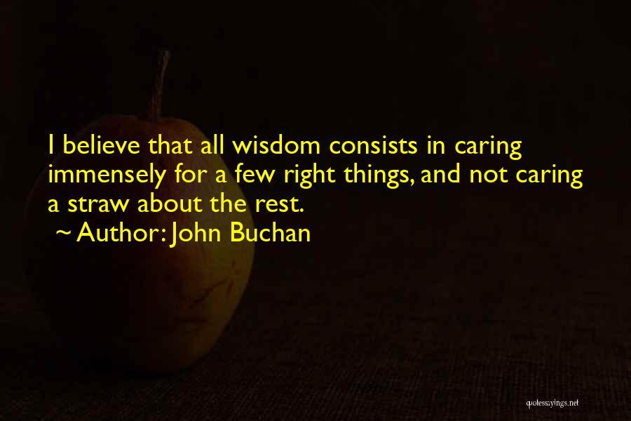 John Buchan Quotes 2130353