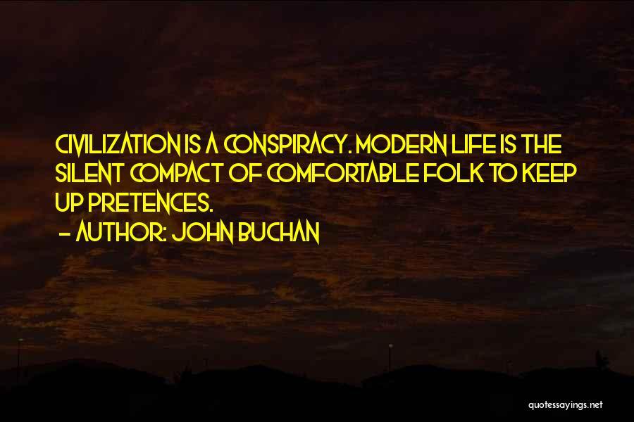 John Buchan Quotes 2225799