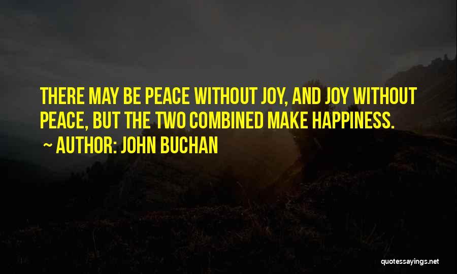 John Buchan Quotes 228427