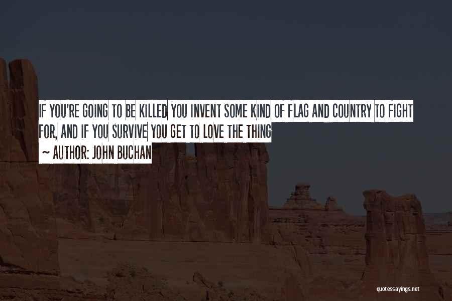 John Buchan Quotes 262362