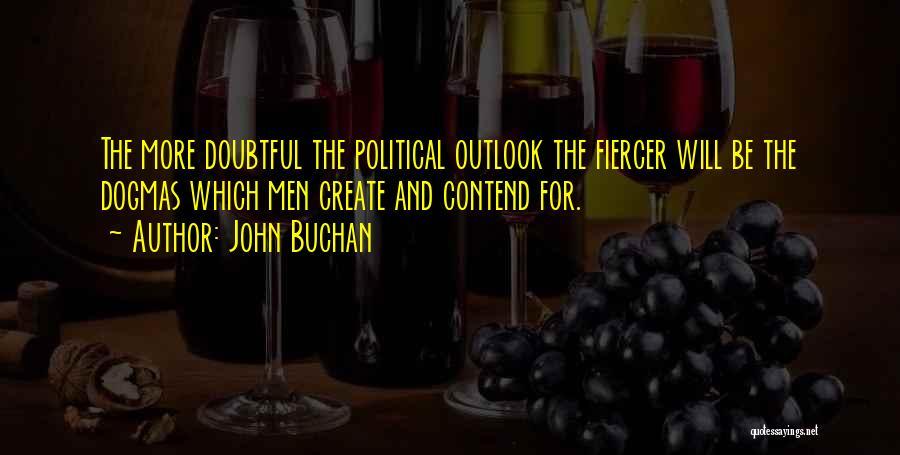 John Buchan Quotes 277071