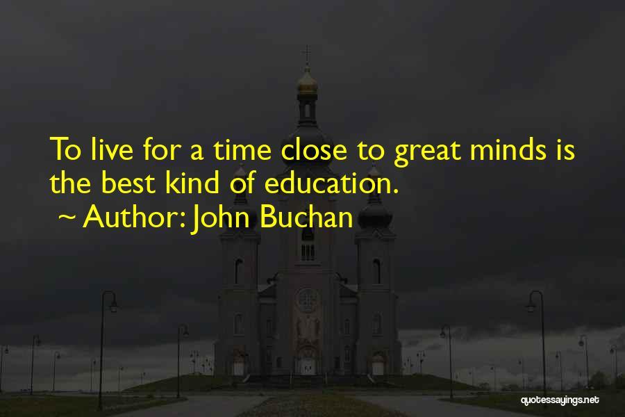 John Buchan Quotes 336519