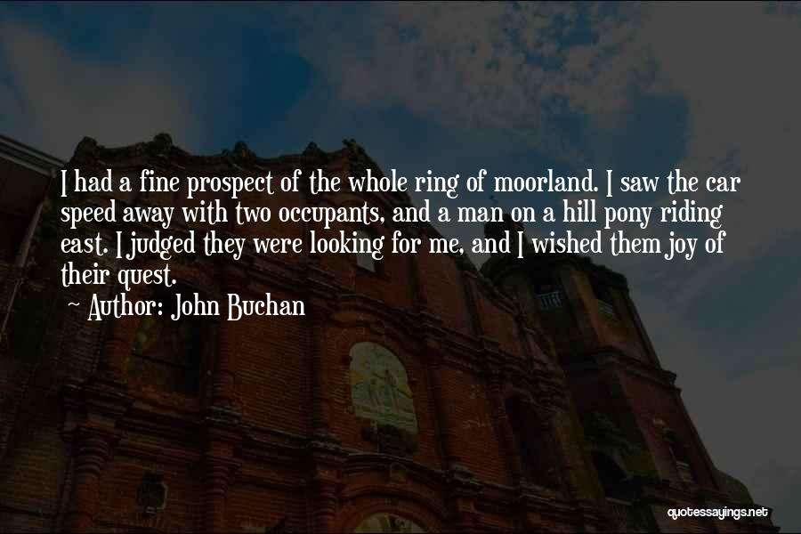 John Buchan Quotes 341084
