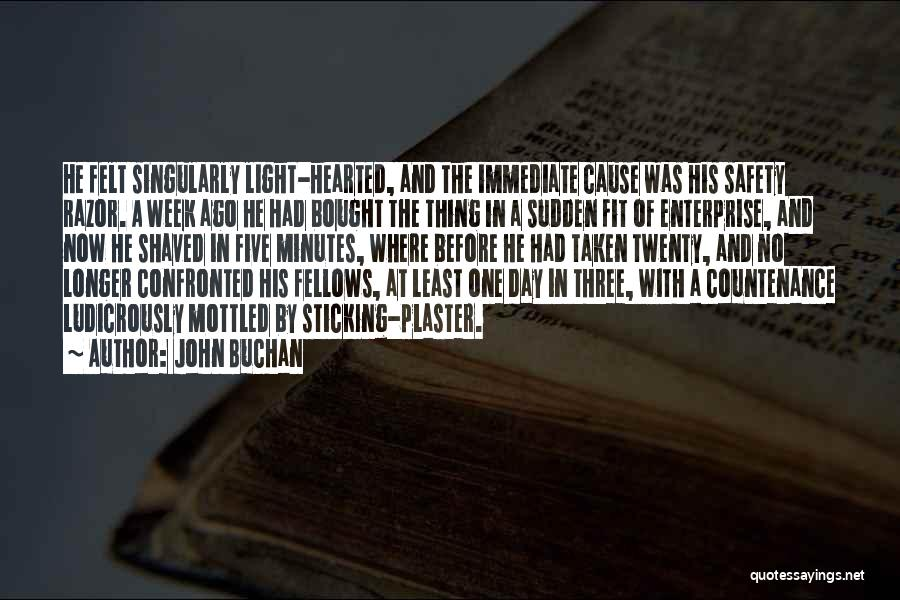 John Buchan Quotes 346820
