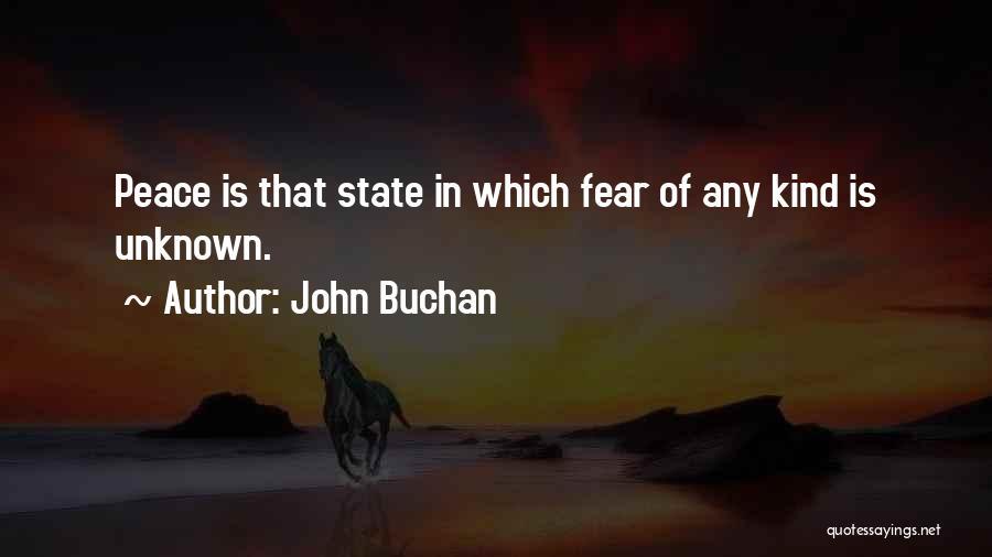 John Buchan Quotes 440786