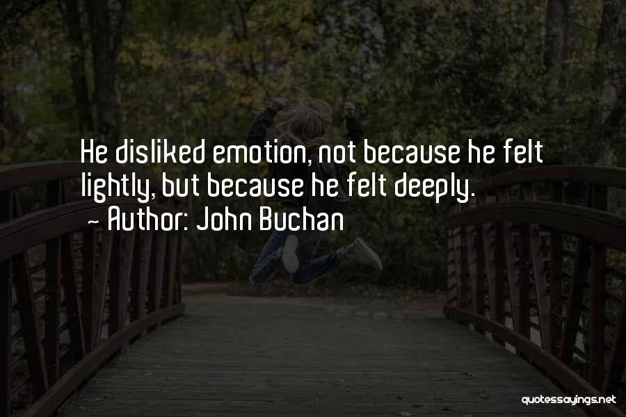 John Buchan Quotes 560494