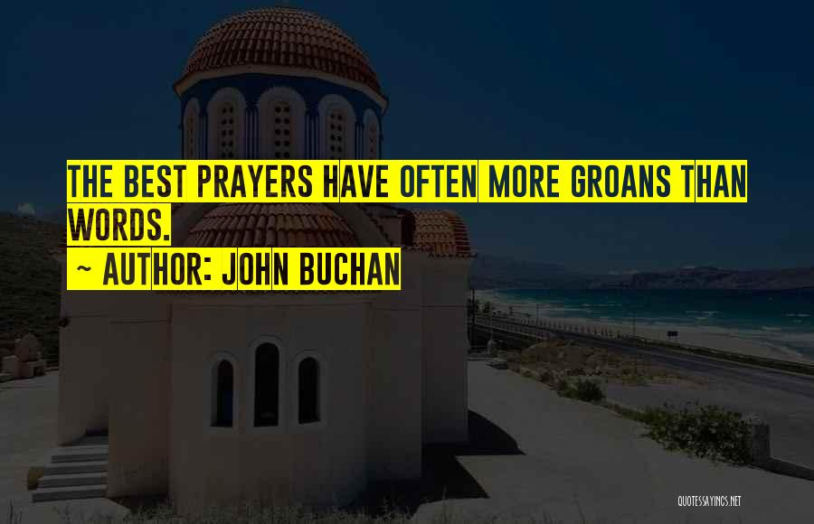 John Buchan Quotes 576735