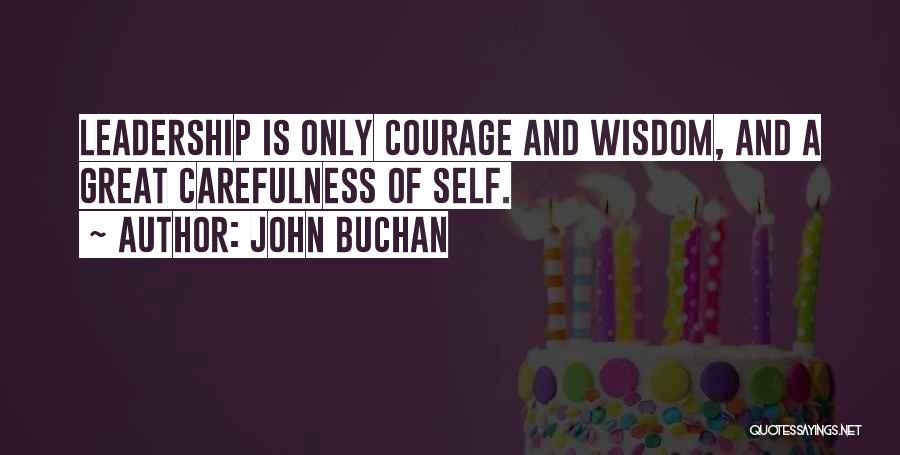 John Buchan Quotes 636634