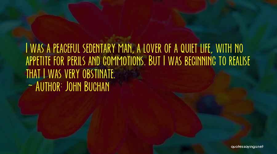 John Buchan Quotes 676517