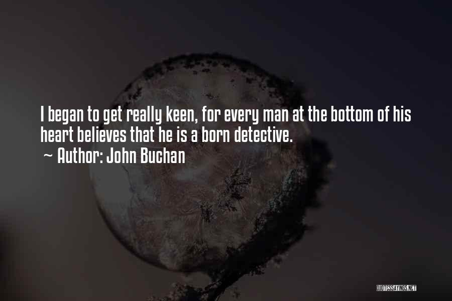 John Buchan Quotes 684788
