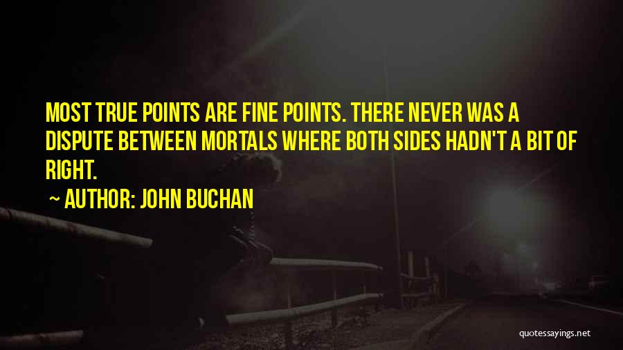 John Buchan Quotes 782129