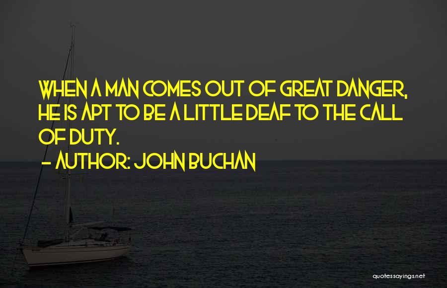 John Buchan Quotes 813461