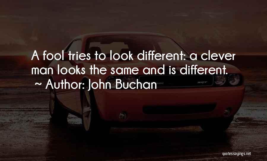 John Buchan Quotes 952572