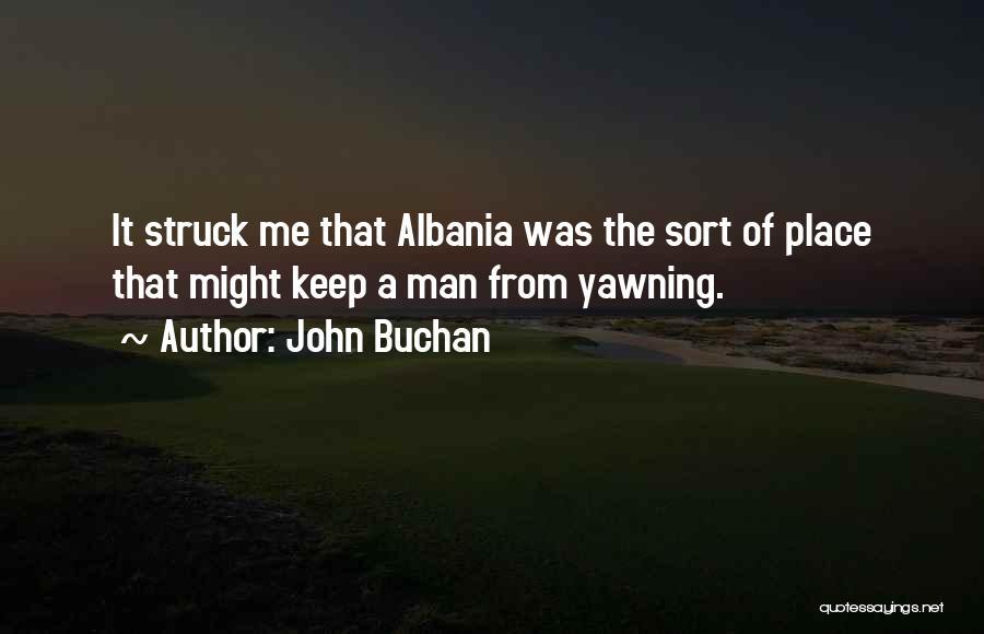 John Buchan Quotes 97816