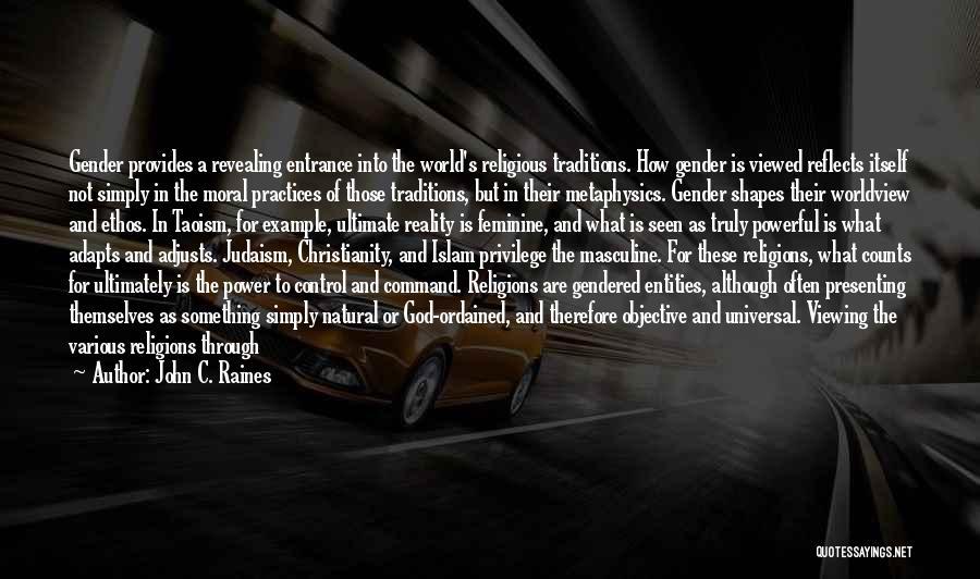 John C. Raines Quotes 1781473
