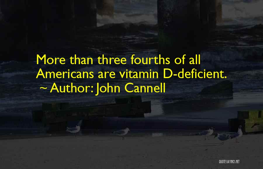 John Cannell Quotes 1203510