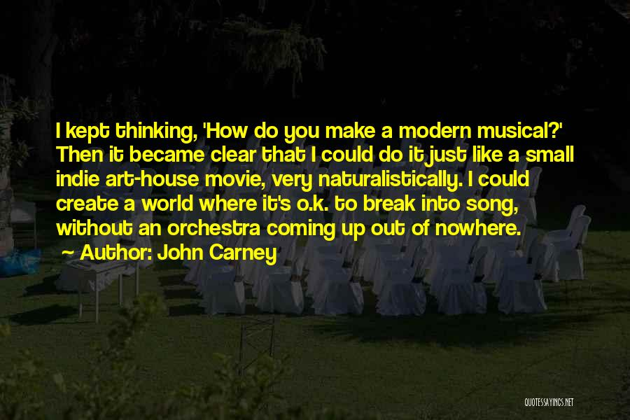 John Carney Quotes 1662096