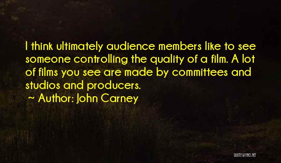 John Carney Quotes 1831558