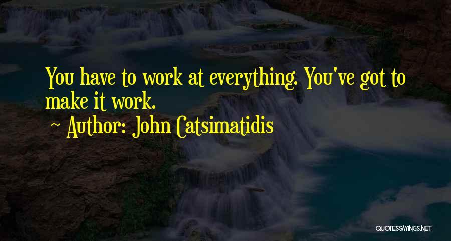 John Catsimatidis Quotes 1113364