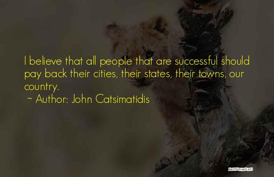 John Catsimatidis Quotes 932862