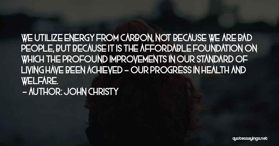 John Christy Quotes 1446651