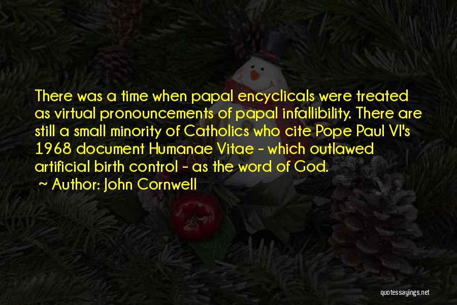 John Cornwell Quotes 1148493