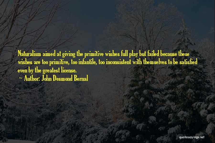 John Desmond Bernal Quotes 128986