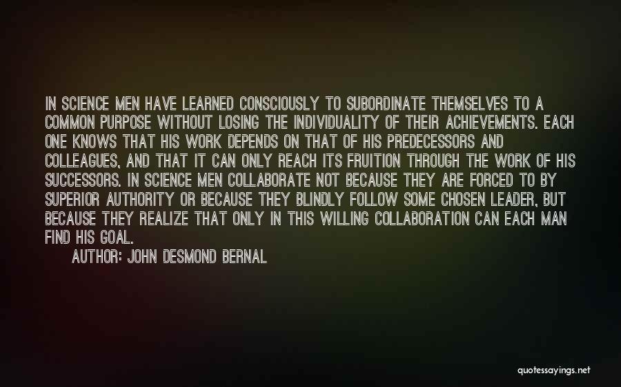 John Desmond Bernal Quotes 158211