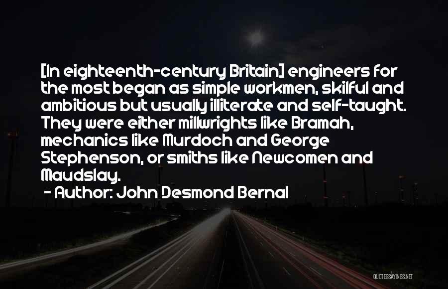 John Desmond Bernal Quotes 284511